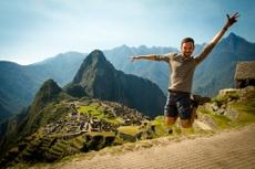 PERU--Hike to Machu Picchu